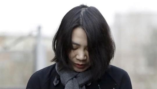 Lộ video con gái chủ tịch Korean Air đánh chồng - Ảnh 1.