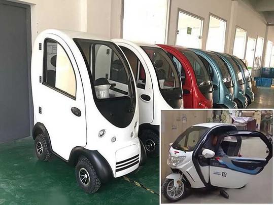 Ôtô điện siêu rẻ 40 triệu làm nóng thị trường - Ảnh 1.
