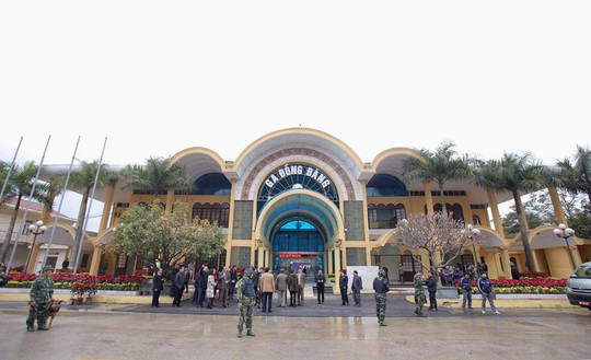 Nhiều lớp an ninh thắt chặt tối đa ở ga Đồng Đăng trước Thượng đỉnh Mỹ-Triều - Ảnh 2.