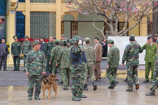 Nhiều lớp an ninh thắt chặt tối đa ở ga Đồng Đăng trước Thượng đỉnh Mỹ-Triều - Ảnh 5.