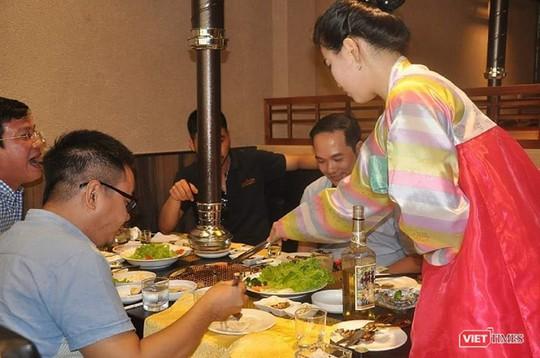 Khám phá món ăn ở nhà hàng Triều Tiên tại Hà Nội - Ảnh 2.