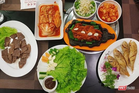 Khám phá món ăn ở nhà hàng Triều Tiên tại Hà Nội - Ảnh 3.