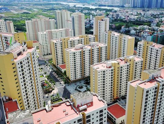 Hạn chế xây nhà tái định cư bằng vốn ngân sách - Ảnh 2.