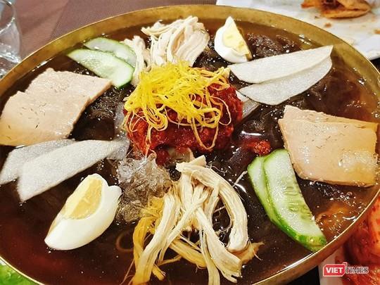 Khám phá món ăn ở nhà hàng Triều Tiên tại Hà Nội - Ảnh 11.