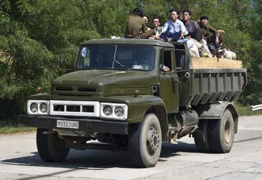 Hai hãng ôtô của Triều Tiên được thế giới biết đến - Ảnh 3.