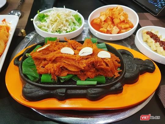 Khám phá món ăn ở nhà hàng Triều Tiên tại Hà Nội - Ảnh 5.