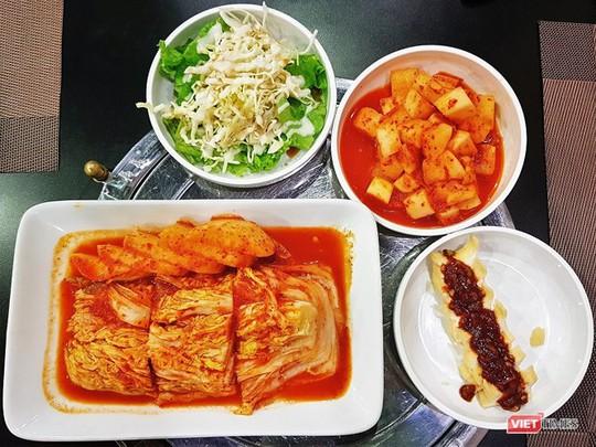 Khám phá món ăn ở nhà hàng Triều Tiên tại Hà Nội - Ảnh 7.