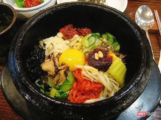 Khám phá món ăn ở nhà hàng Triều Tiên tại Hà Nội - Ảnh 9.