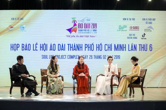 Hoa hậu H'Hen Niê là đại sứ hình ảnh Lễ hội Áo dài TP HCM 2019 - Ảnh 2.