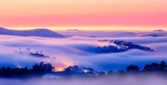 Sương giăng trên hồ Tuyền Lâm vào top ảnh đẹp trên báo Mỹ - Ảnh 6.