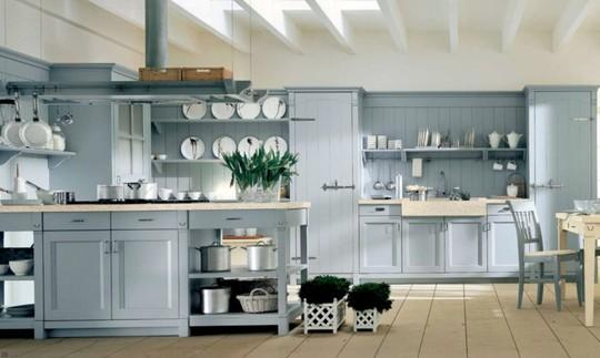 Tủ bếp hiện đại, độc đáo - Ảnh 7.