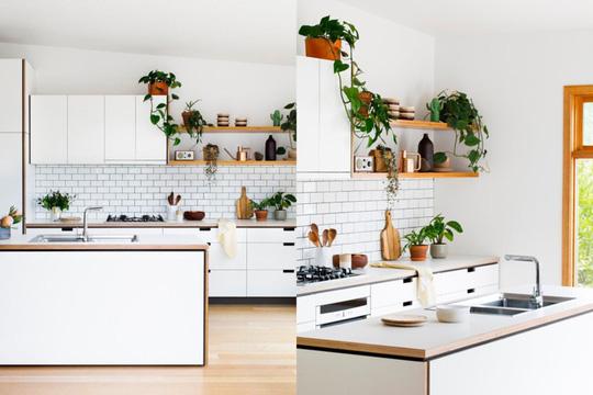 Tủ bếp hiện đại, độc đáo - Ảnh 10.