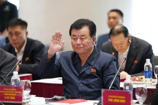 Đoàn lãnh đạo cấp cao Triều Tiên thăm Vinfast, VinEco - Ảnh 7.