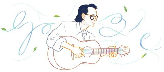 Trịnh Công Sơn xứng đáng trở thành biểu tượng Doodle của Google  - Ảnh 1.