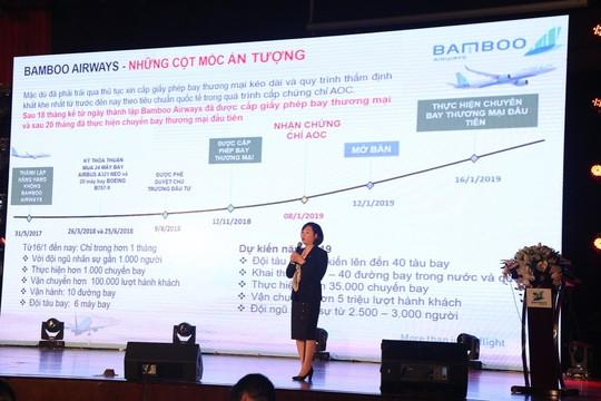 Bamboo Airways khai thác thành công 1.000 chuyến bay trong 5 tuần - Ảnh 1.