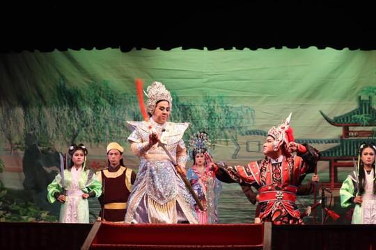 Hậu duệ gia tộc Minh Tơ nhân rộng quân số - Ảnh 3.