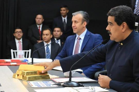 Venezuela lại bán thêm 8 tấn vàng? - Ảnh 1.