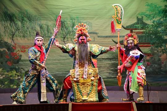 Giao lưu nghệ thuật Cải lương tuồng cổ Việt Nam và Triều kịch Quảng Đông Trung Quốc - Ảnh 3.