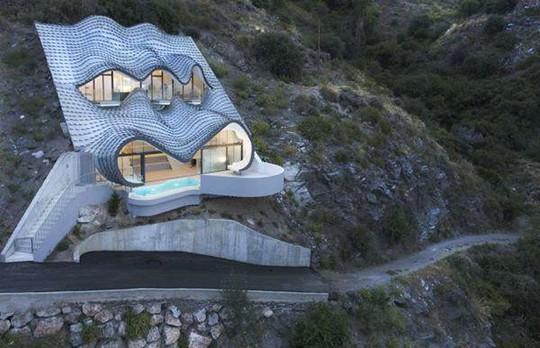 Độc đáo những căn nhà không cần đến gạch vữa - Ảnh 14.