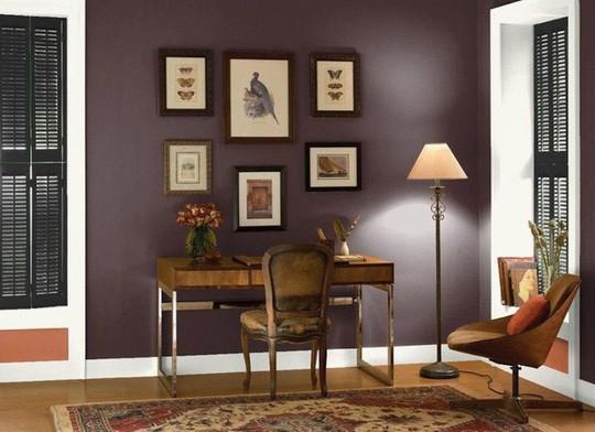 14 màu sơn nhà dành cho những người thích sự ấm cúng - Ảnh 5.