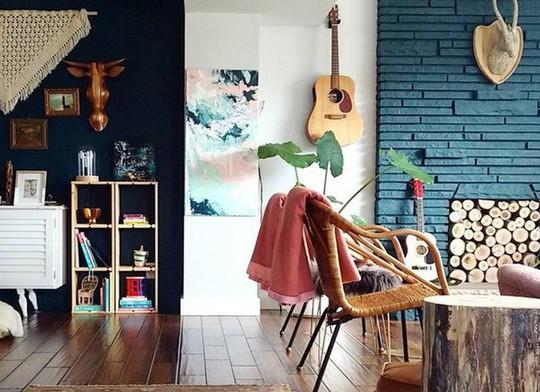 14 màu sơn nhà dành cho những người thích sự ấm cúng - Ảnh 6.