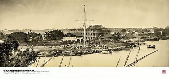 Quy hoạch Sài Gòn xưa đến TP Hồ Chí Minh - Ảnh 1.