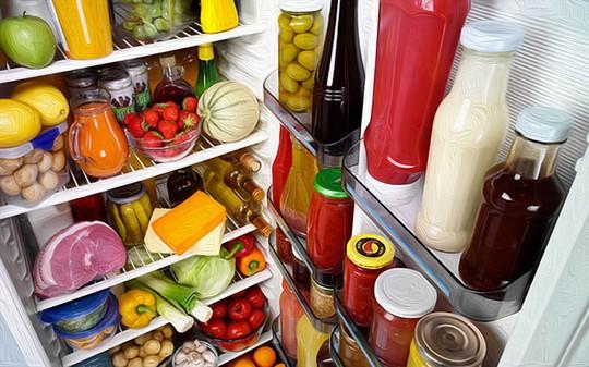 Tích trữ đồ ăn dịp Tết thế nào để đảm bảo sức khỏe? - Ảnh 1.