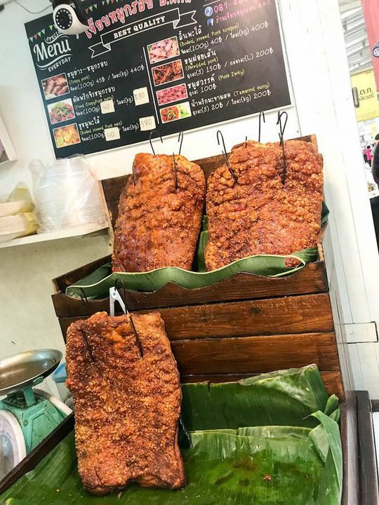 Đừng quên ghé chợ Or Tor Kor khi tới Bangkok dịp tết này - Ảnh 13.