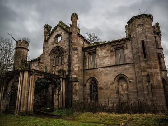 10 biệt thự bị bỏ hoang từng được coi là đỉnh cao xa xỉ - Ảnh 5.