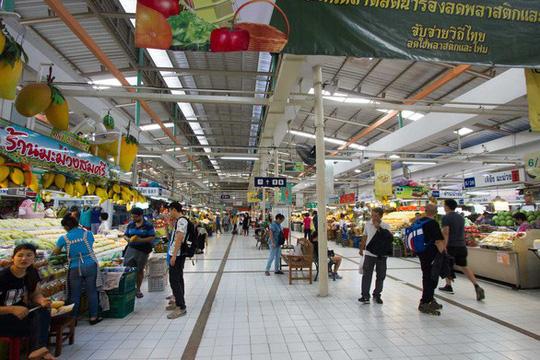 Đừng quên ghé chợ Or Tor Kor khi tới Bangkok dịp tết này - Ảnh 4.
