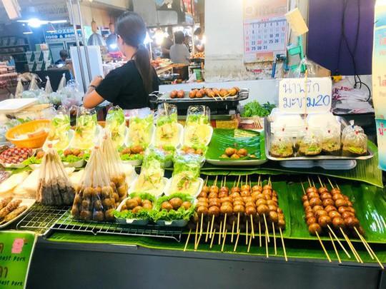 Đừng quên ghé chợ Or Tor Kor khi tới Bangkok dịp tết này - Ảnh 6.