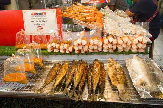 Đừng quên ghé chợ Or Tor Kor khi tới Bangkok dịp tết này - Ảnh 10.