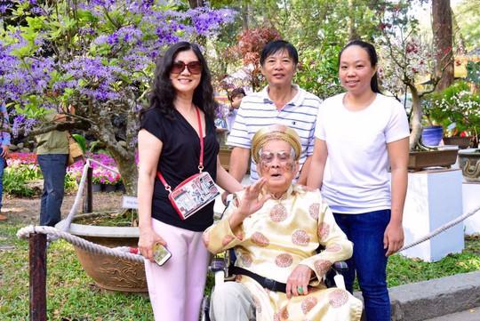 Nô nức trẩy Hội Hoa Xuân Tao Đàn - Ảnh 14.