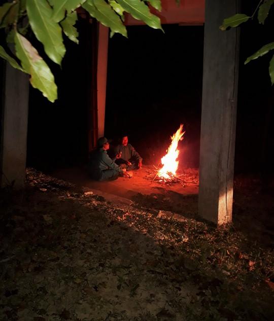 Ăn Tết ở trong rừng - Ảnh 2.