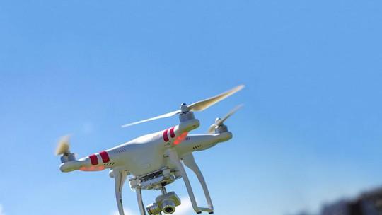 Sử dụng flycam để bảo vệ động vật hoang dã và chống cháy rừng - Ảnh 1.