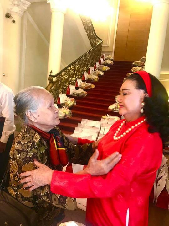 Thăm nàng Juliet 92 tuổi ở Khu dưỡng lão nghệ sĩ TP HCM - Ảnh 4.