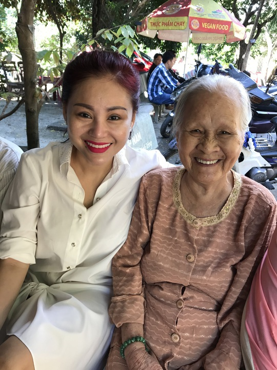 Thăm nàng Juliet 92 tuổi ở Khu dưỡng lão nghệ sĩ TP HCM - Ảnh 2.