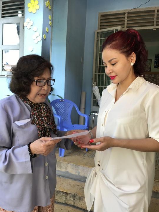 Thăm nàng Juliet 92 tuổi ở Khu dưỡng lão nghệ sĩ TP HCM - Ảnh 3.