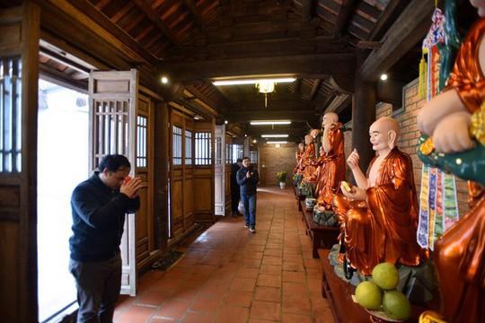 Đẹp như dáng chùa Việt trên nóc nhà Đông Dương - Ảnh 7.