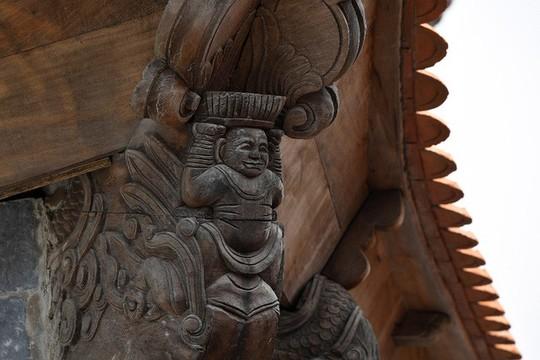 Đẹp như dáng chùa Việt trên nóc nhà Đông Dương - Ảnh 9.