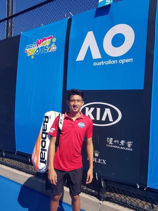 Văn Phương quyết lấy thứ hạng ATP trong năm 2019 - Ảnh 3.