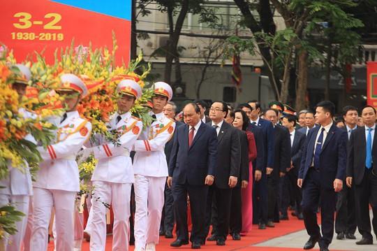 Thủ tướng dự lễ khai hội Gò Đống Đa xuân Kỷ Hợi - Ảnh 1.