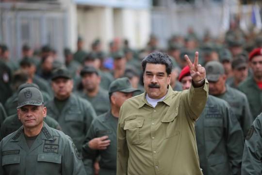Mỹ kêu gọi thành viên quân đội Venezuela đào ngũ - Ảnh 1.