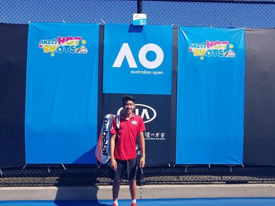 Văn Phương quyết lấy thứ hạng ATP trong năm 2019 - Ảnh 1.