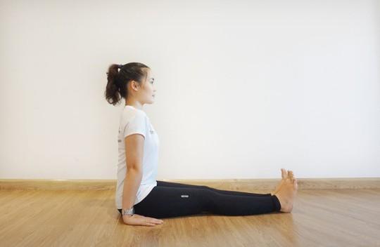 Yoga kết hợp vào thói quen hằng ngày - Ảnh 1.