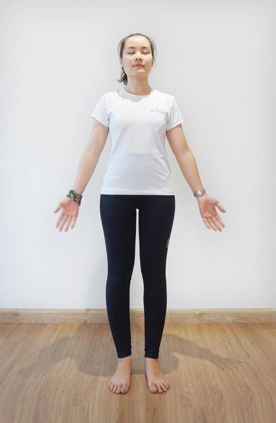 Yoga kết hợp vào thói quen hằng ngày - Ảnh 6.