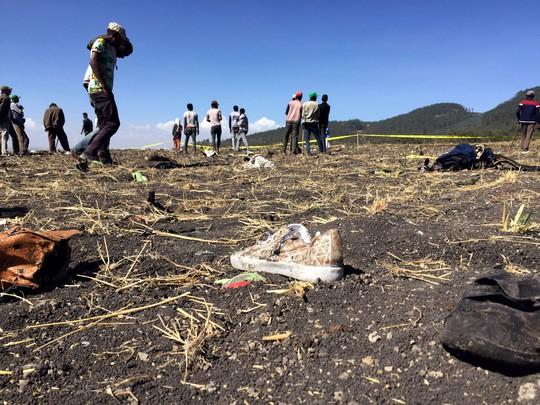 Rơi máy bay ở Ethiopia: Phi công báo sự cố, xin quay đầu - Ảnh 1.