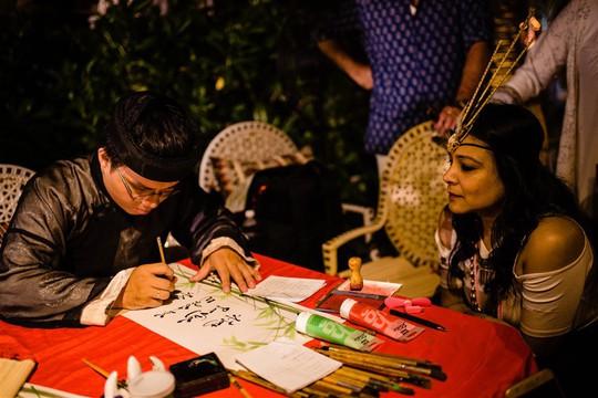 Đêm tiệc cưới phong cách thổ dân của tỉ phú Ấn Độ - Ảnh 9.