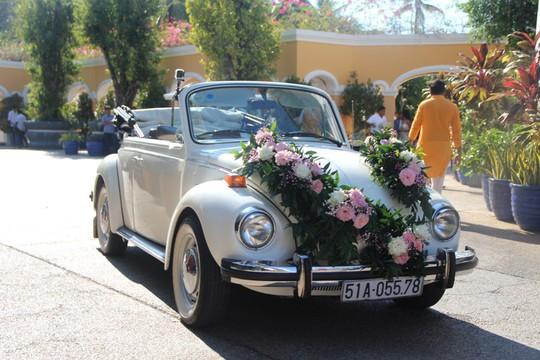 Lộng lẫy lễ cưới chính thức của tỉ phú Ấn Độ tại Phú Quốc - Ảnh 3.