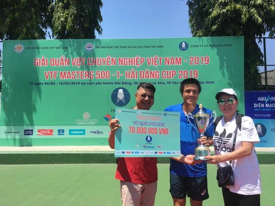 Daniel Nguyễn mơ thi đấu cho quần vợt Việt Nam - Ảnh 1.